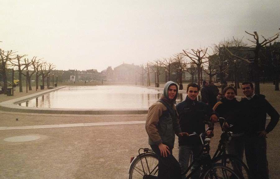Recorrer Amsterdam en bicicleta - Tusguiasdeviaje