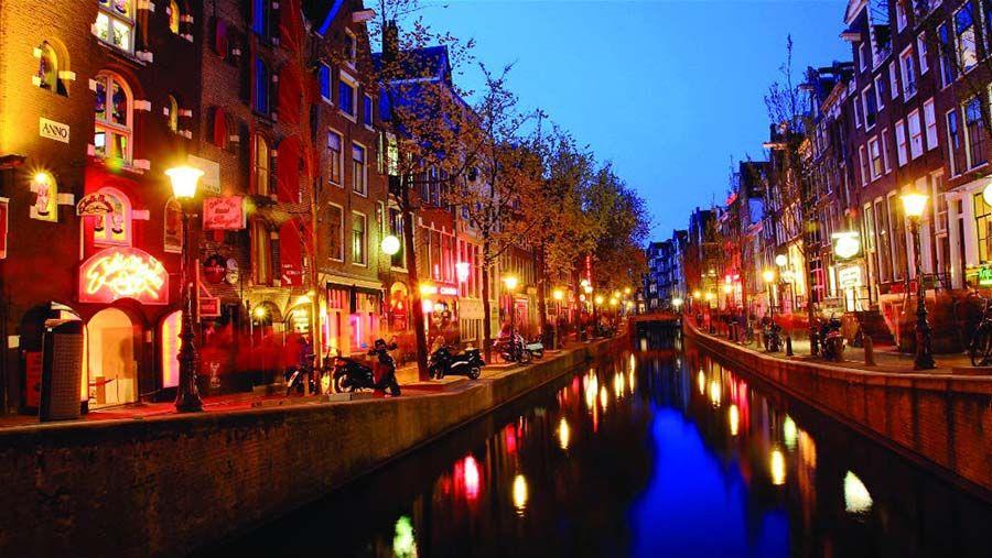 Que ver en el Barrio Rojo de Amsterdam - Tusguiasdeviaje