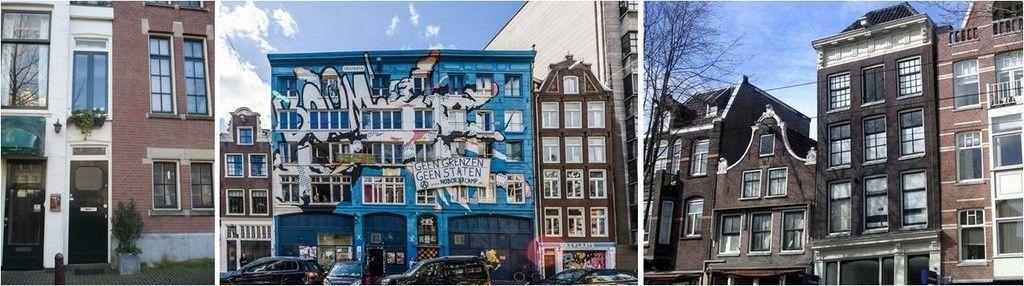tus guías de viaje-Amsterdam-casa estrecha-csa okupa-casa ana frank