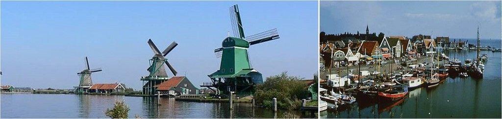 tus guías de viaje-Amsterdam-pueblos alrededores amsterdam