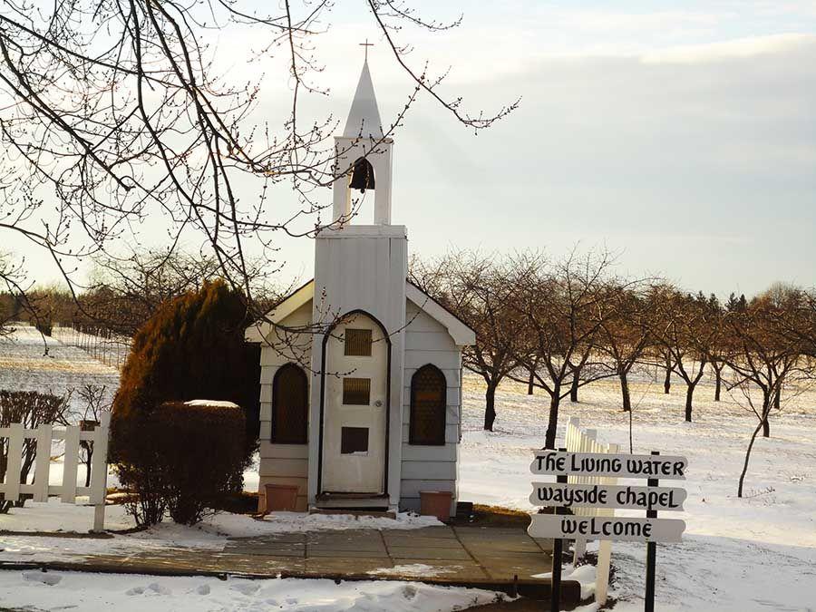 Iglesias mas pequeñas del mundo - Toronto Canada - Tusguiasdeviaje