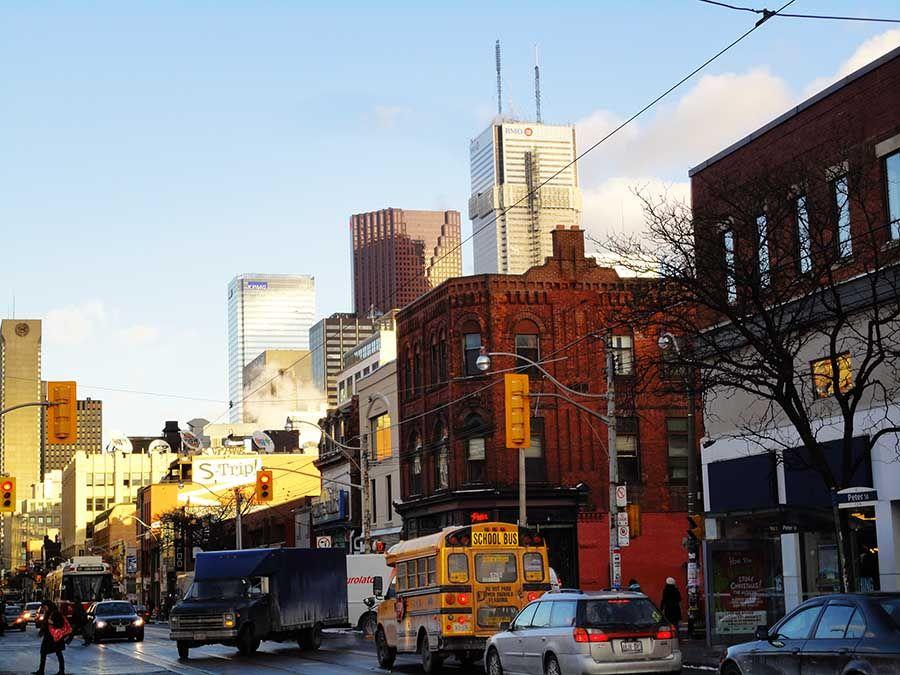 Barrios mas importantes de Toronto - Tusguiasdeviaje