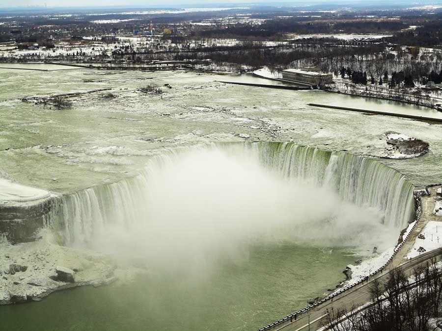 Que ver en las Cataratas del Niagara Canada - Tusguiasdeviaje