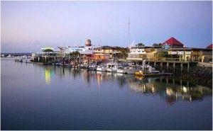 guias de viaje-sunshine coast-herver bay