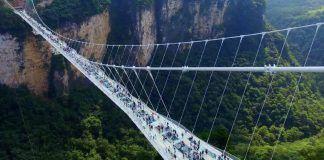 Puentes mas espectaculares del mundo