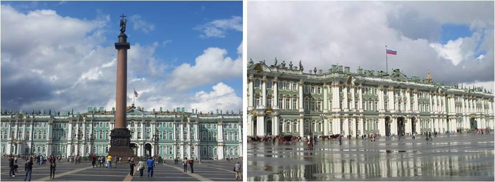 Museo Hermitage-Plaza de Palacio