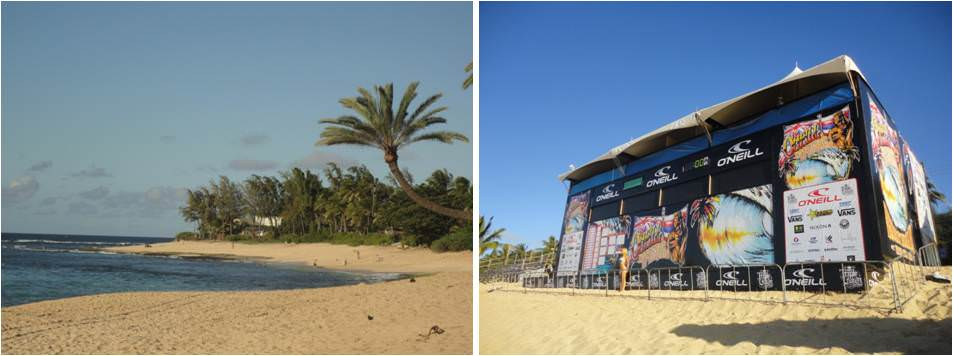 Viaje a Hawaii-Sunset Beach