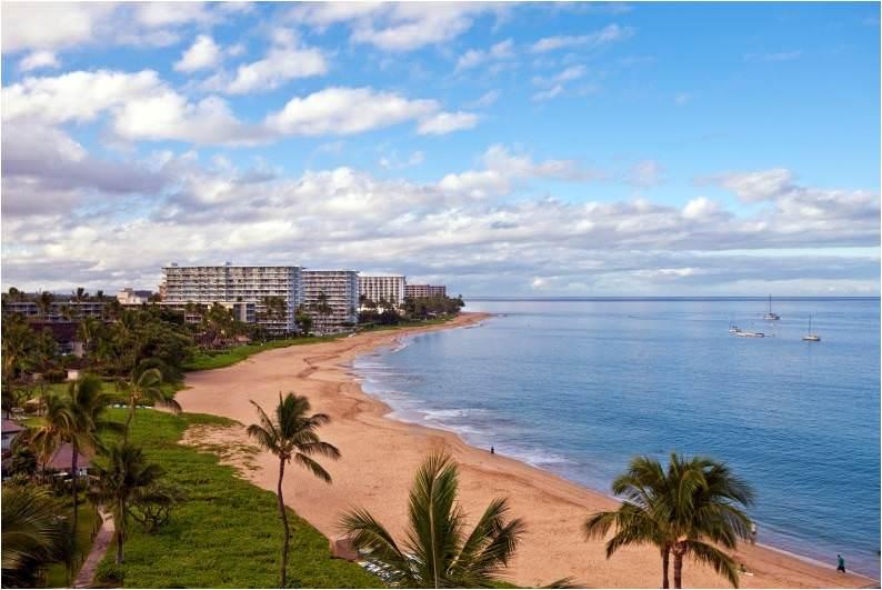 Viaje a Hawaii-Kaanapali beach