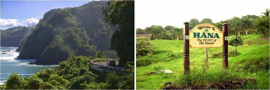 Viaje a Hawaii-Carretera Hana en Maui