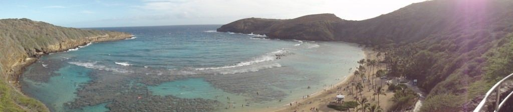 Hanauma Bay-Hawaii