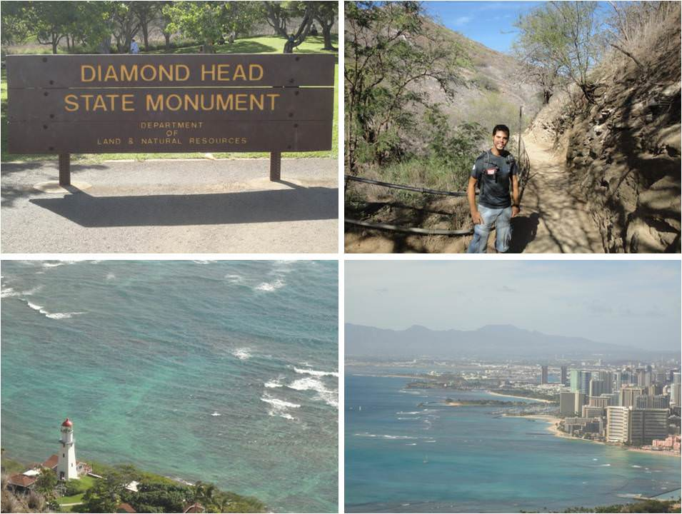 Diamond Head-Hawaii