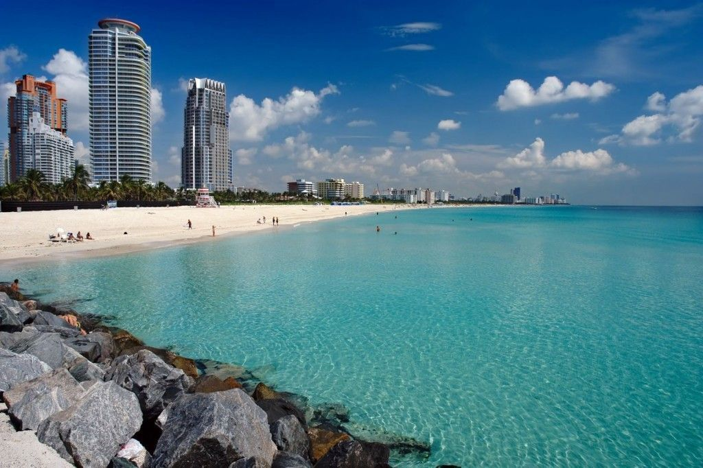 Playas de Miami Beach