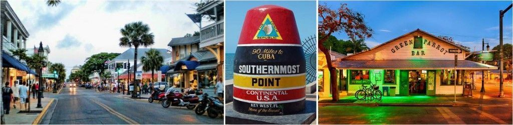 viajar a Miami de turismo-key west
