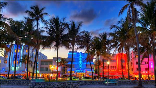 viajar a Miami de turismo-south beach