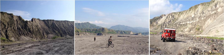 Viajar a Filipinas-excursión al monte pinatubo