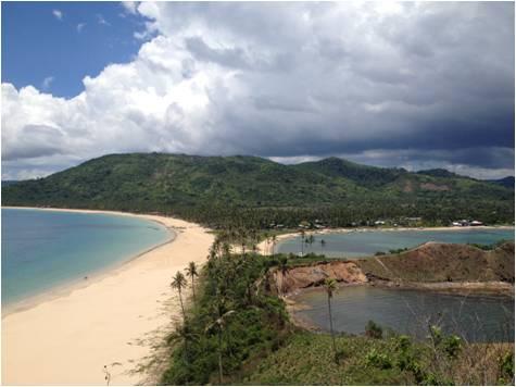qué ver en filipinas-playa de nacpan