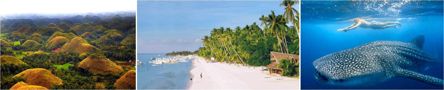 turismo en filipinas-Bohol