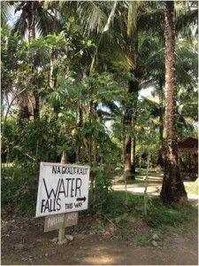 turismo en filipinas-cataratas de Nagkalit