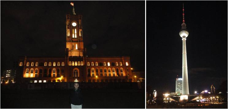 Alexanderplatz - Ayuntamiento - Torre de la comunicación - Sitios qué ver en Berlín