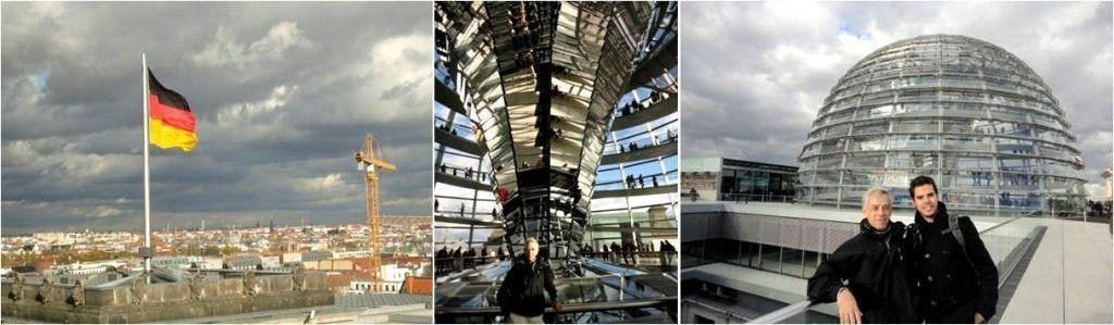 Bundestag - Parlamento alemán - Qué ver en Berlín