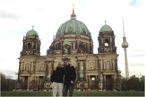 Catedral de Berlín - Visitar Berlín