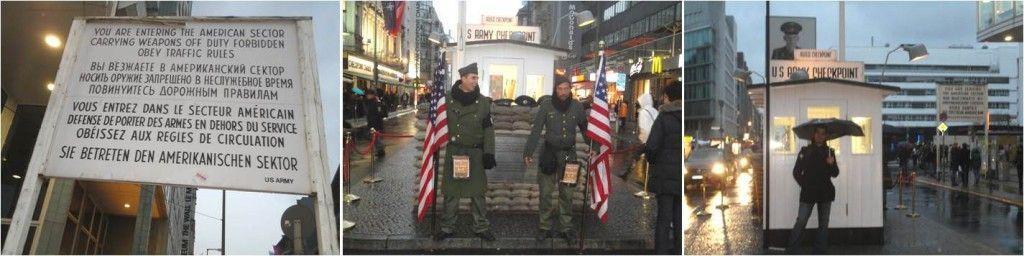 Checkpoint Charlie - qué ver en berlin