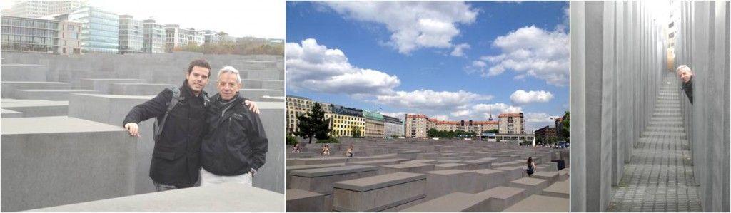 Memorial conmemorativo a los Judíos Asesinados de Europa - lugares de interés en berlín