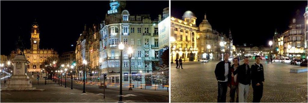 Que ver y visitar en Oporto - Ayuntamiento - Plaza de la Libertad