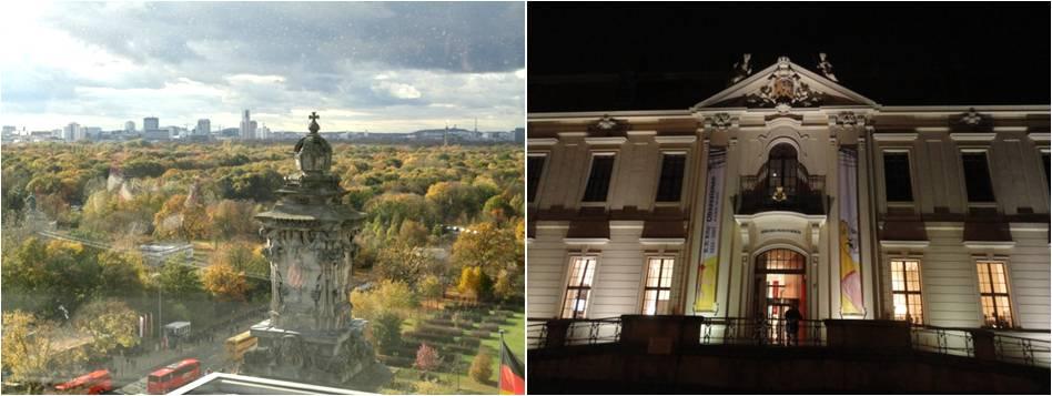 Tiergarden - Museo Judío - Lugares qué ver en berlin