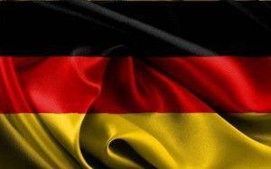 Turismo en berlín - Bandera de alemania