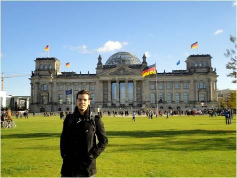 qué ver en berlin - bundestag