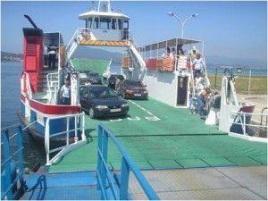 Cruzar de La Guardia a Portugal en coche