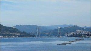 Viaje a Vigo-Puente Rande y Ensenada de San Simón