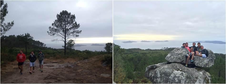 Lugares bonitos en Vigo - Mirador de Fragoselo