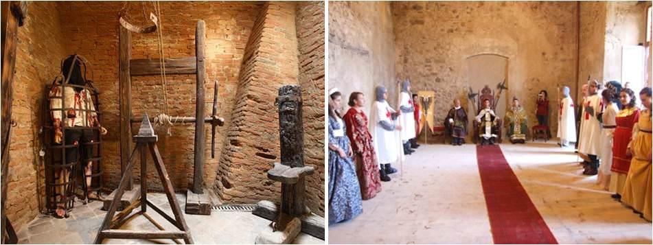 Qué ver en San Marino-Museo de la tortura
