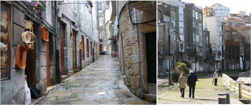 Qué ver en Vigo de turismo - Casco vello de Bouzas