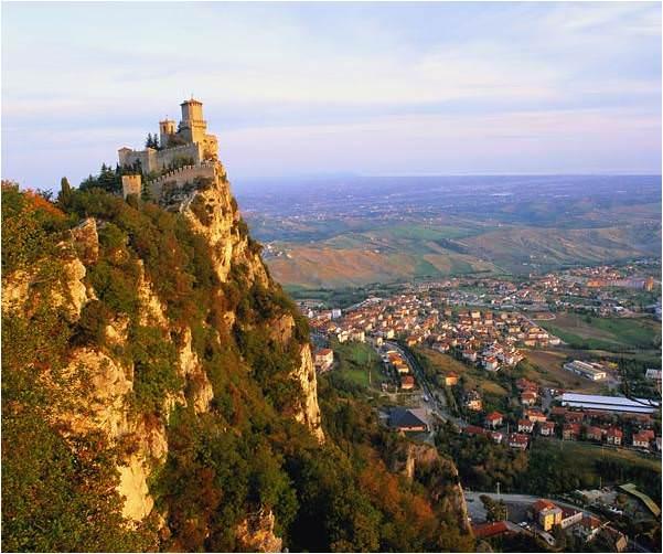 Viaje a San Marino