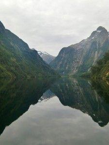 Doubtful sound en Nueva Zelanda