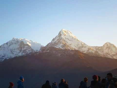 Juanan en Nepal