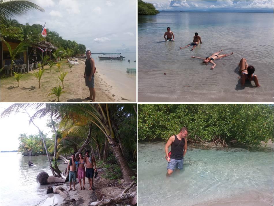 Playas de Bocas del Toro - Playa Estrella