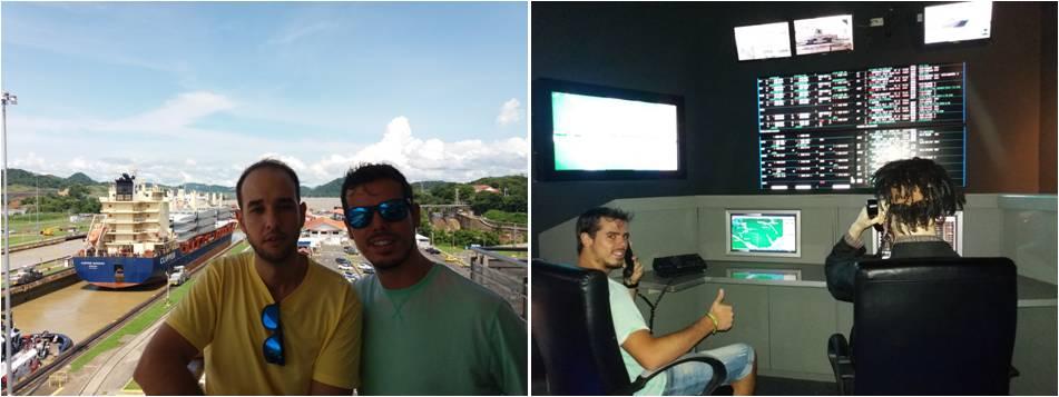 Qué hacer en Panamá - Visitar el Canal de Panamá