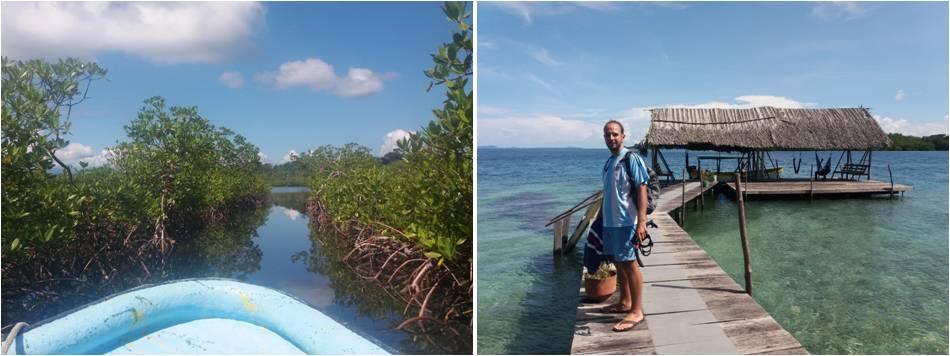 Qué ver en Bocas del Toro - Excursión a Cayo Zapatilla