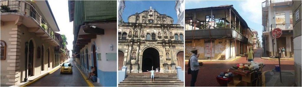 Turismo en Panamá - Casco Viejo