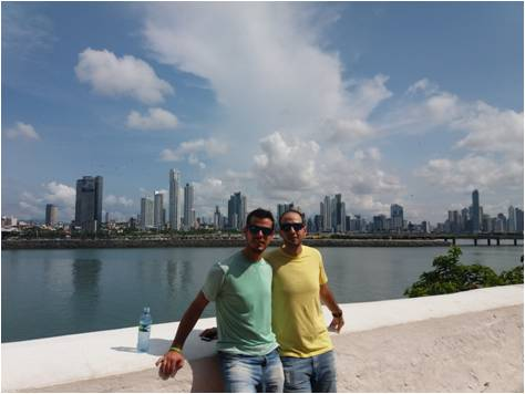Turismo en Panamá - Skyline Panama City