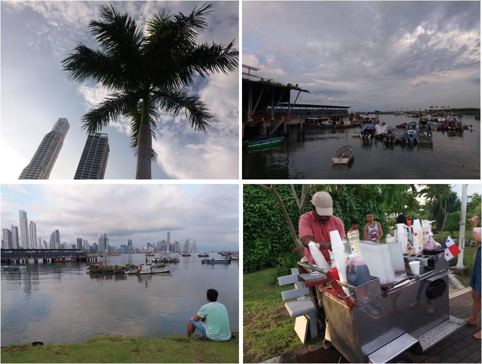Qué ver en Panamá - barrio de Paitilla a Casco Viejo