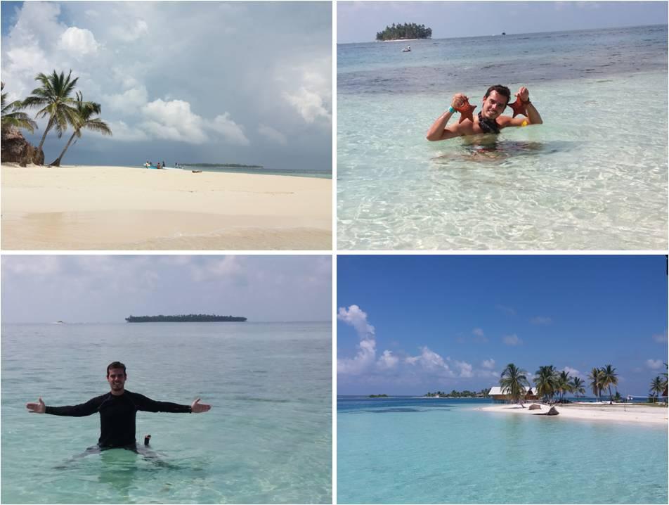 Turismo en las Islas de San Blas en Panamá