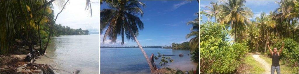 Turismo en Bocas del Toro - Camino a Playa Estrella