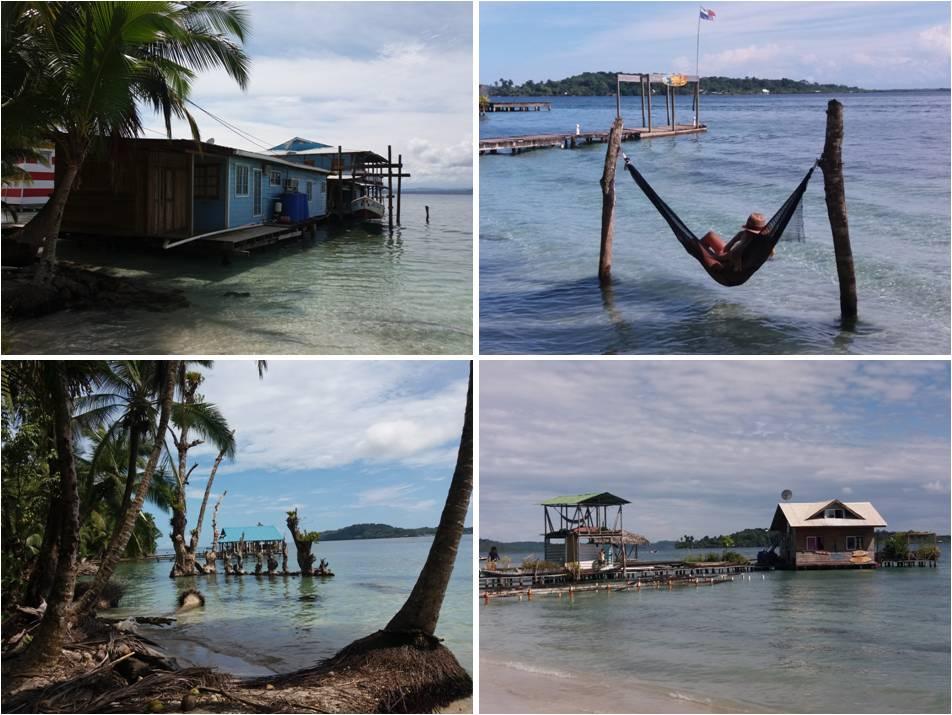Viajar a Bocas del Toro - Isla Carenero