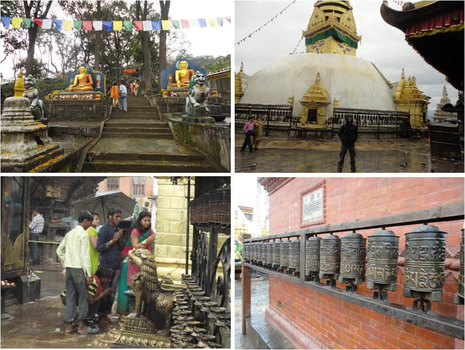 Viajar a Nepal Kathmandu - Templo de los monos