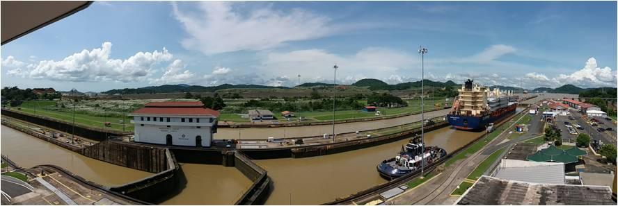 Visitar el Canal de Panamá